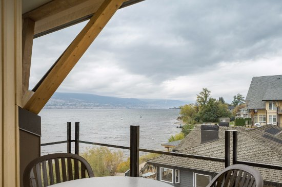 Summerland, Canada: One Bedroom Suite Lake View