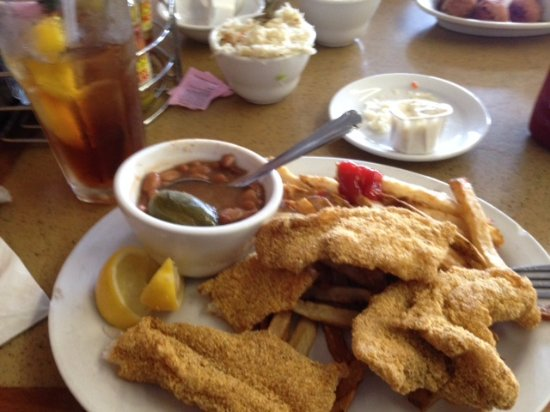 Vernon's Kuntry Katfish: Delicious Fried Catfish