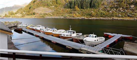 Selje, Norway: Marina
