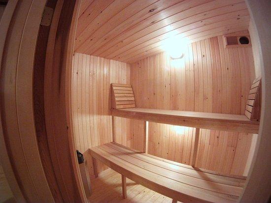Agassiz, Canada: Sauna for 4