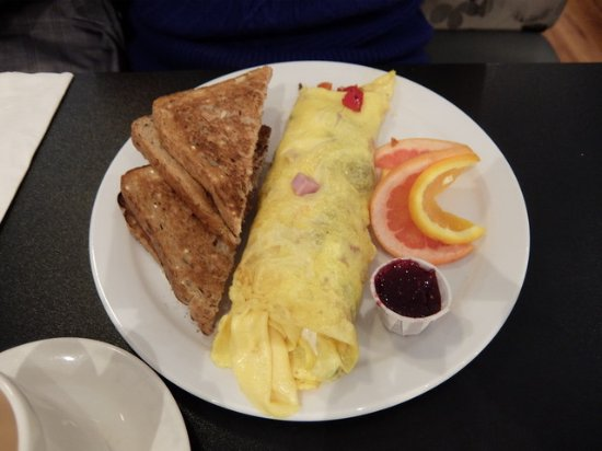 Photo of American Restaurant Paul's Place Omelettery Restaurant at 2211 Granville St, Vancouver V6H3G1, Canada