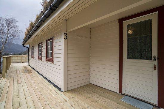 Selje, Norway: Hytte 3
