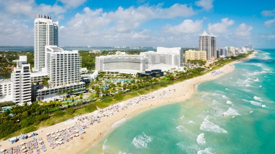 Oceanfront Hotels Miami Beach Florida