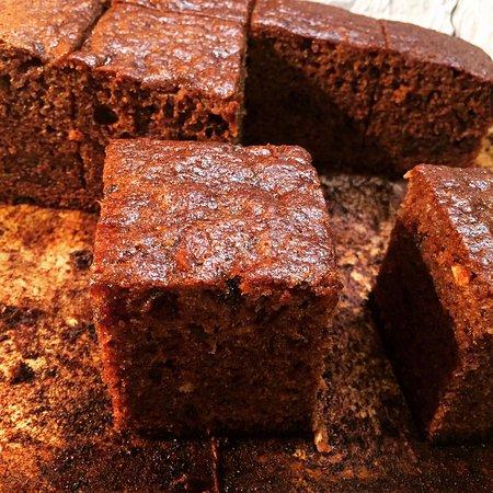 Lockerbie, UK: Homemade Sticky Toffee Pudding