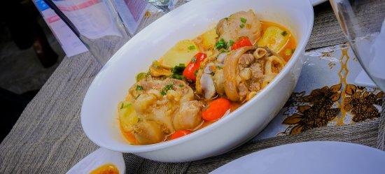 Cuisine Congolaise   La Cuisine Congolaise Authentique Picture Of L Anonymat Chez