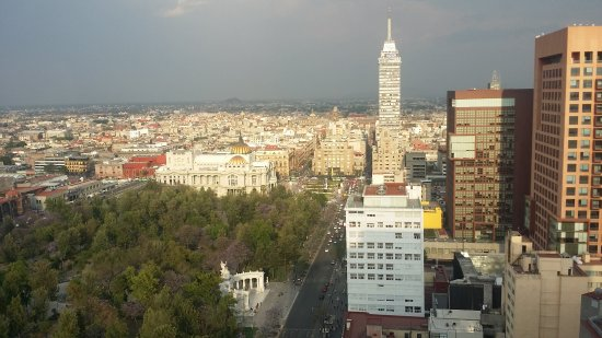 Alameda Central : Beautiful Mexico City.