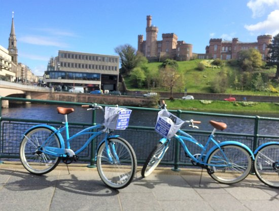‪Inverness Bike Tours‬