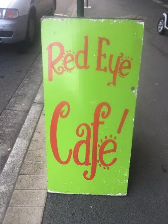 Whanganui, New Zealand: Can't miss the Sign