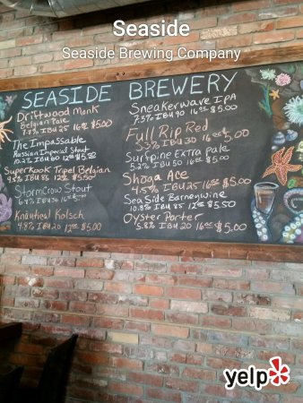Photo of Gastropub Seaside Brewery at 851 Broadway St, Seaside, OR 97138, United States