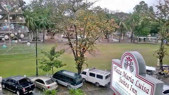 Plaza Maria Luisa Suites Inn: insegna