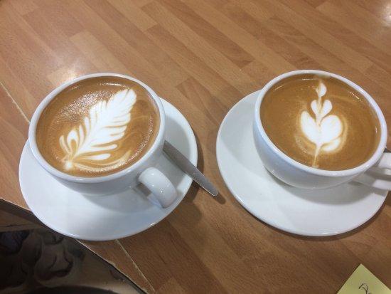 Comber, UK: Coffee trifle yummy
