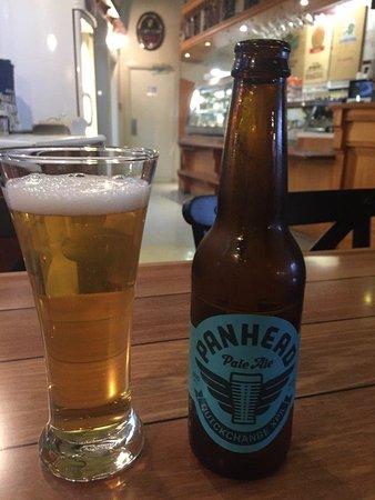 Rutland Arms Inn: Nice Beer