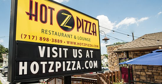 Landisville, PA: Hot Z Pizza