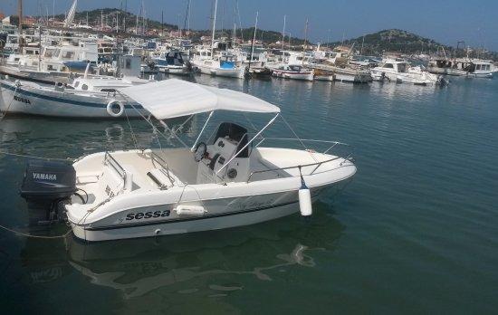 Rent a boat Murter - MotoSport