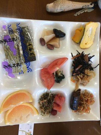 Rishirifuji-cho, Japón: 朝食バイキング