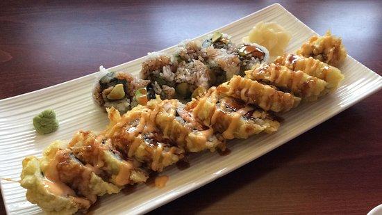 เดนตัน, เท็กซัส: Blue Ginger Japanese Bistro