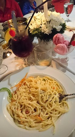 All About Wine From Spaghetti Desert And Drink Picture Of The