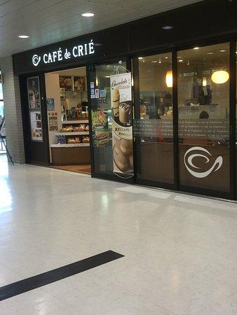 Cafe de Crie Narita Airport Dai2 Terminal