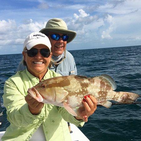Goodland, FL: Red Grouper