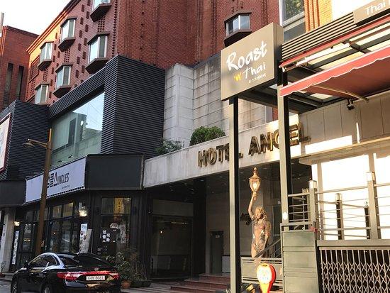 Hotel Angel: ホテル エンジェル