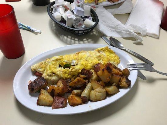 Grannie's Restaurant : Omelet
