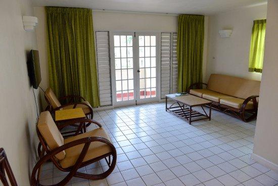 El Greco Resort: Living room