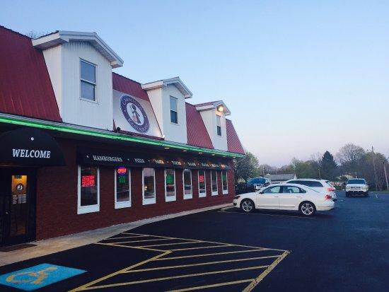 Waynesboro, Pennsylvanie : Camacho's Restaurant