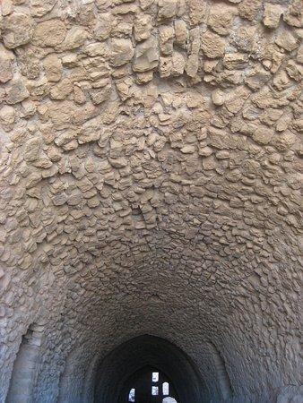 Karak, Jordania: Tunnel
