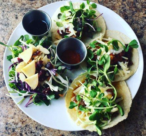Bridgewater, Kanada: Pork tacos