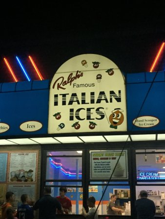 Ralphs Italian Ice