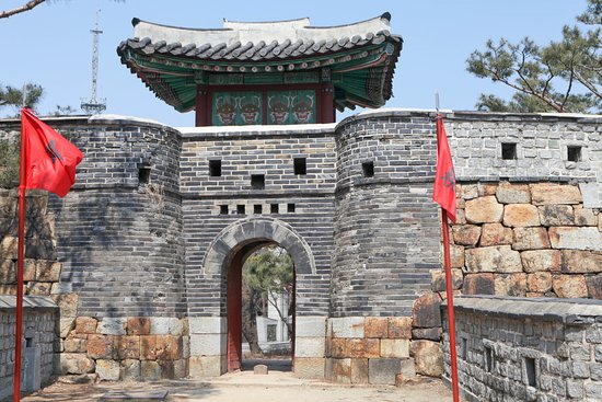 how to get to hwaseong fortress