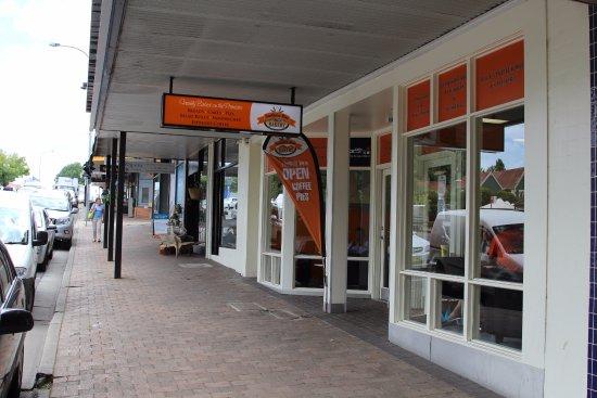 Moss Vale, Австралия: Shop Front
