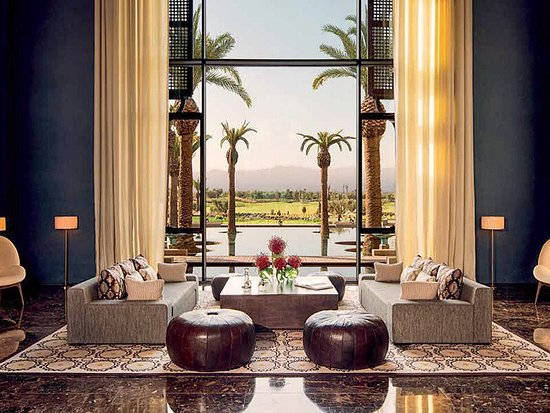 Royal Palm Beachcomber Luxury Marrakech : A pure gem in the hotel world... drop everything and go!