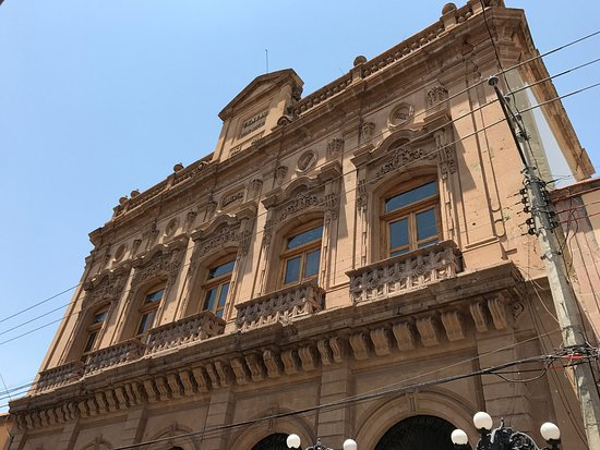 Teatro Jose Rosas Moreno