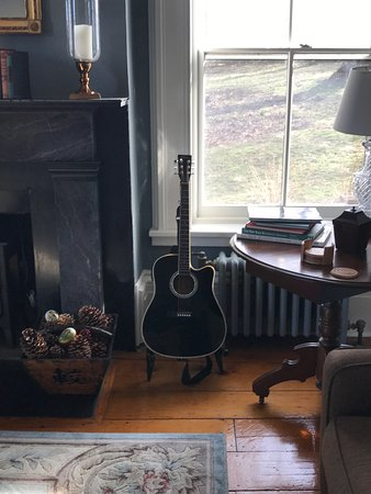 Cornwall, Nova York: a lovely living room