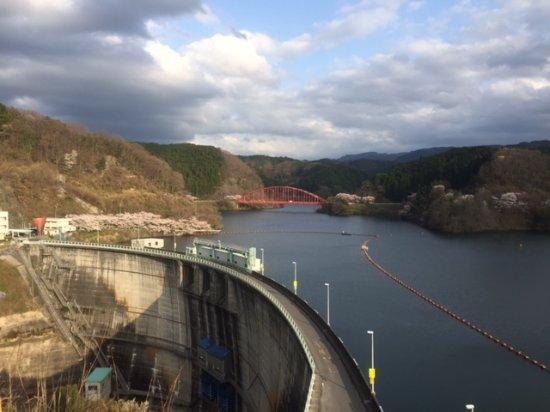 Nabari, ญี่ปุ่น: 青蓮寺湖のダム