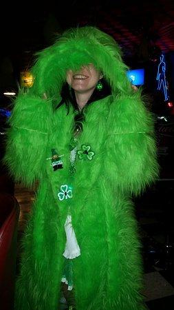 Kankakee, Ιλινόις: St. Patricks Grizzly!