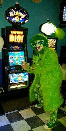 Kankakee, IL: St. Pats clown WINS BIG TOO!!