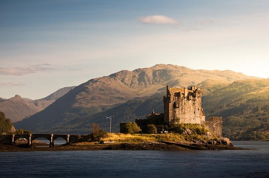 Skye and Eilean Donan Castle - Day...