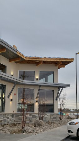 Rexburg, ID: Exterior touches still in progress