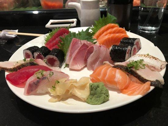 Feng japanese fusion cuisine hudson restaurant avis for Hudson ribs and fish