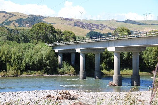 Pohangina, نيوزيلندا: Pohangina River Ashhurst 3