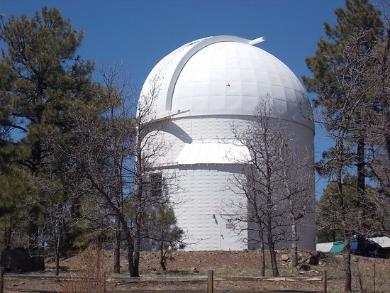 Lowell Observatory Flagstaff AZ Picture Of Lowell Observatory - Map us observatory flagstaff