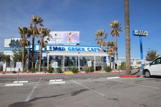 Primm, NV: The Mad Greek Cafe