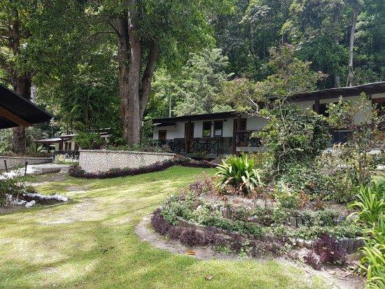 Casa Grande Bambito Highlands Resort: Vistas en el hotel