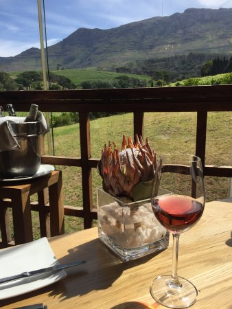 Constantia, Sudafrica: Buitenverwachting