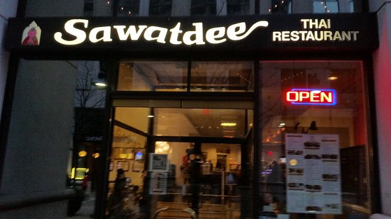 Sawatdee thai restaurant arlington menu prices for Arlington thai cuisine