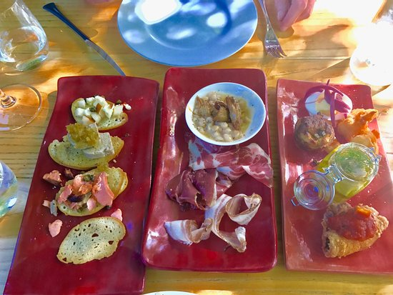 Canneti Roadhouse Italiana: The house antipasti for two