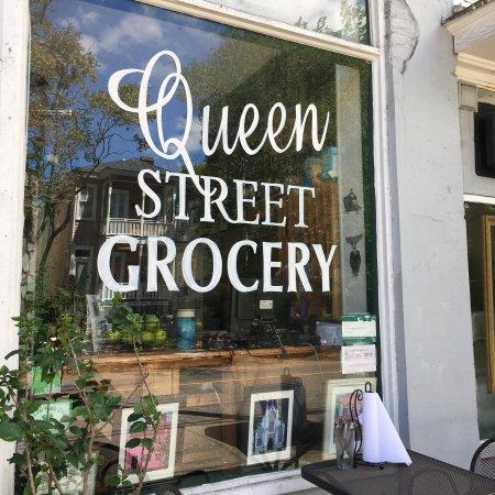 Queen Street Cafe Charleston