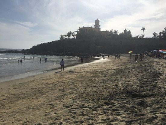 Todos Santos, Mexique : Playa Los Cerritos